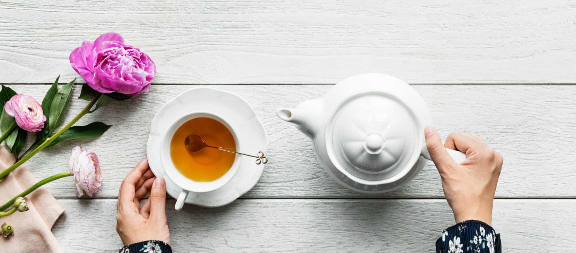 The benefits of tea
